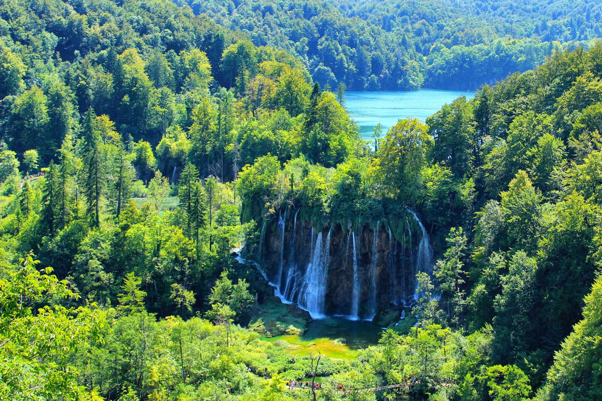 Plitvice Lakes Tour From Split
