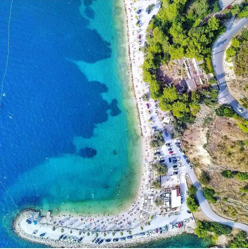 popular beaches split kasuni